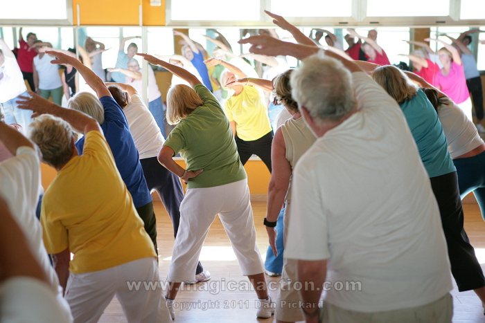 Happy Gym 50+ workshop